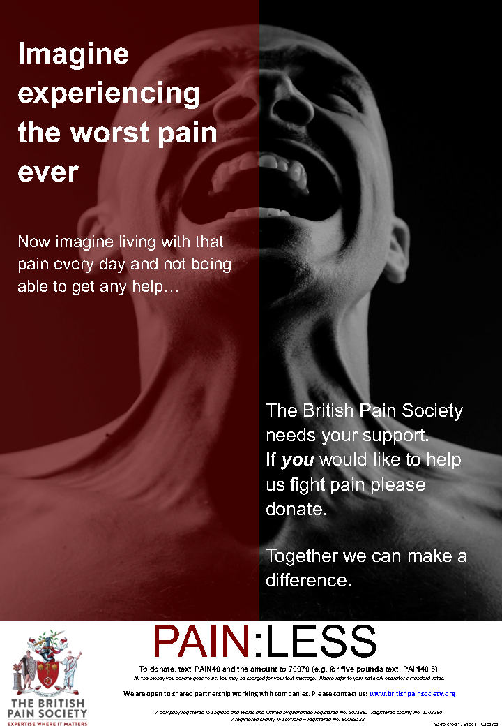 the british pain society an alliance of professionals advancing